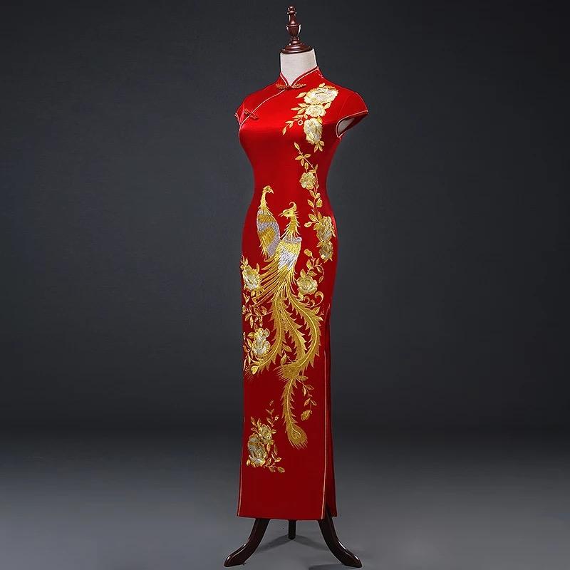 Traditional Chinese Dress Silk Christine Liu